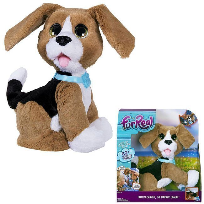 FurReal Friends Говорящий Щенок интерактивный B9070