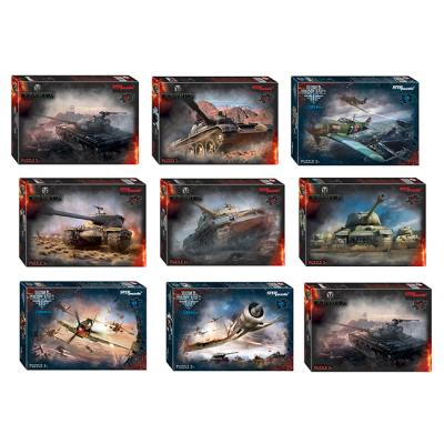 Пазл 120 World of Tanks 75165 Степ /32/